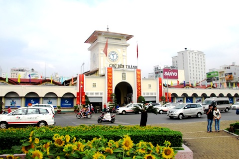 PLACES IN HO CHI MINH CITY
